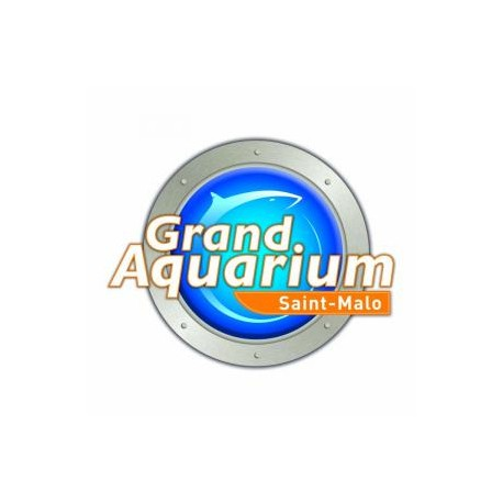 logo grand aquarium de saint malo